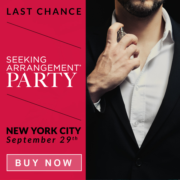 Last Chance SeekingArrangement Party New York City 2017