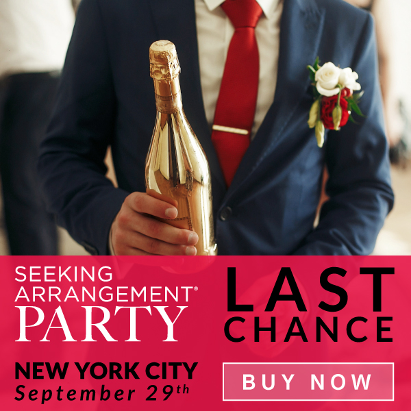Last Chance SeekingArrangement New York City 2017