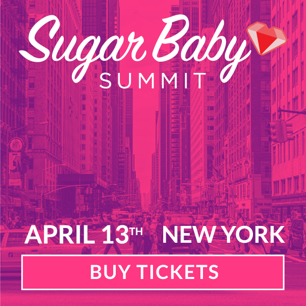 Sugar Baby Summit April 13th New York Buy Tickets