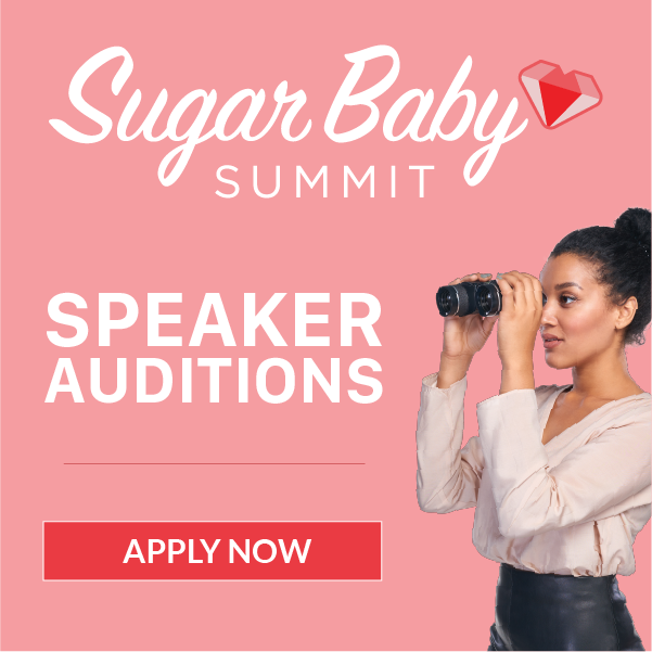 Sugar Baby Summit Speaker Auditions